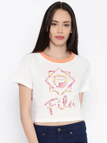 4c3845da Fila - Exclusive Fila Online Store in India at Myntra
