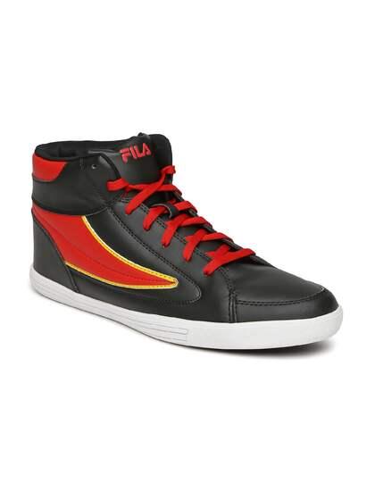 c48191bef64cc Fila Shoes - Buy Original Fila Shoes Online in India | Myntra