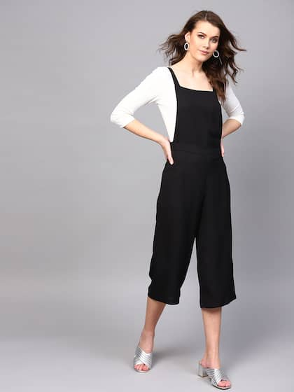 01ac1a680c2 Dungarees - Buy Dungarees Dress for Women Online - Myntra