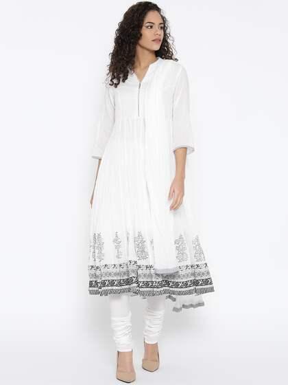 0ea5fbc5f0d Kurtis Online - Buy Designer Kurtis   Suits for Women - Myntra