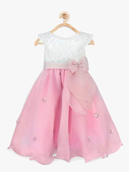 9f199aa3e Girls Dresses - Buy Frocks & Gowns for Girls Online | Myntra