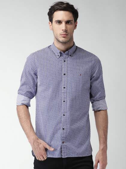 2ee6d0df3 Tommy Hilfiger Shirts - Buy Tommy Hilfiger Shirt Online | Myntra