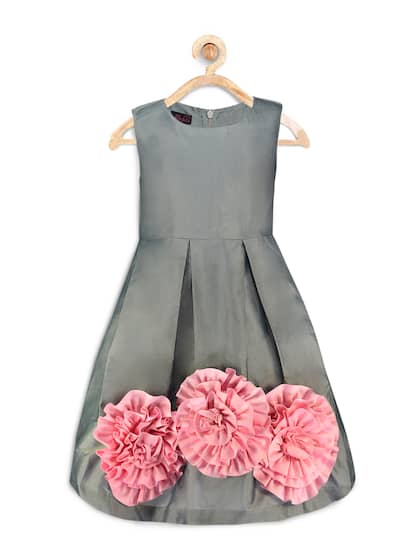 8d4aa0f72 Girls Dresses - Buy Frocks & Gowns for Girls Online | Myntra