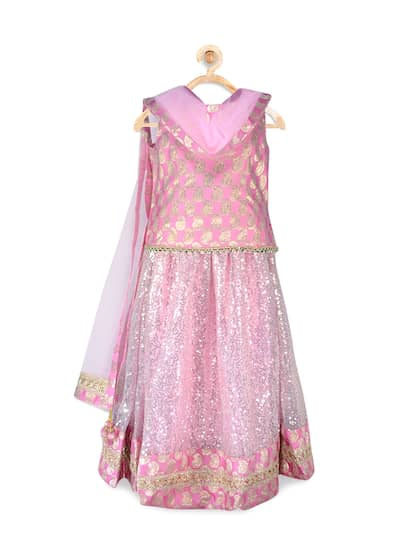 679adf7cc Kids Lehenga - Buy Lehenga for Kids Online in India