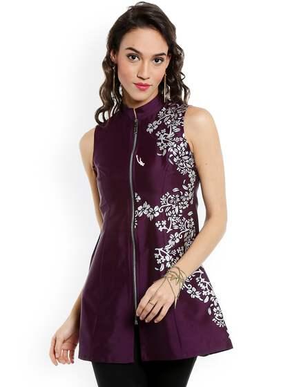 7cbbaa7c9 Ethnic Tops - Buy Ethnic Wear for Women Online in India