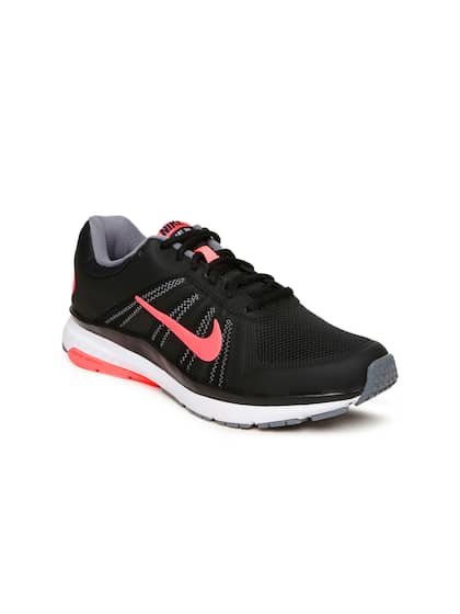 Nike Women Black Dart 12 Running Shoes