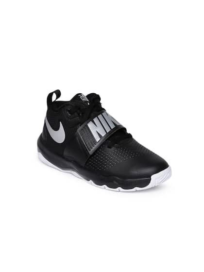 bbb996a27e Nike Black Shoes - Buy Nike Black Shoes Online in India