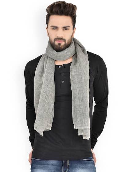 3714649dc Scarves For Men - Shop for Mens Scarf Online in India | Myntra