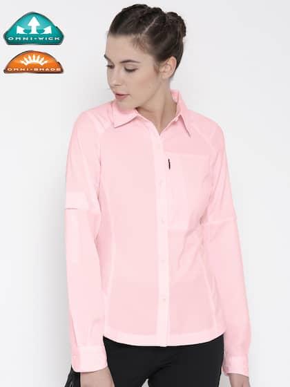 6235075146ce Women Columbia Shirts - Buy Women Columbia Shirts online in India