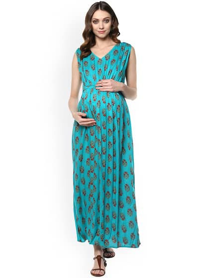 f9f29ac17c7f2 Maternity Dresses - Buy Pregnancy Dress Online in India | Myntra
