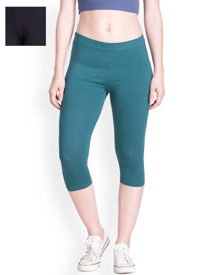 6bb473eb232dbf Capris - Buy Capris for Women Online in India | Myntra