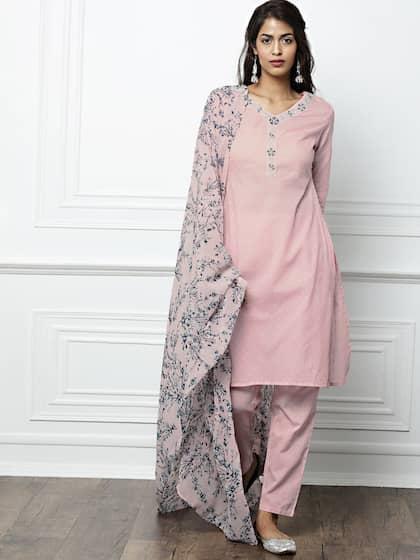 409c8849c5 Embroidered Salwar Suit | Buy Embroidered Salwar Suit Online