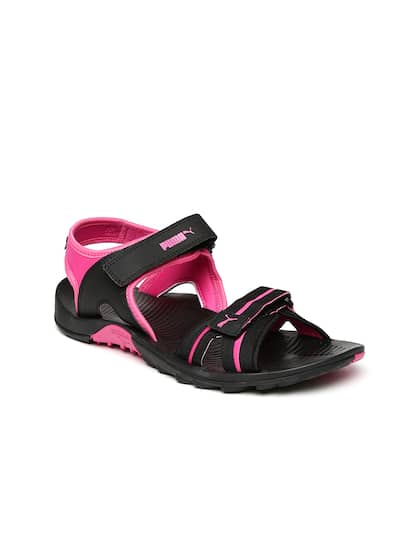 2c8018c63ce8 Black Sports Sandals - Buy Black Sports Sandals online in India