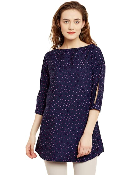25e0bca2c30 Tunics for Women - Buy Tunic Tops For Women Online in India