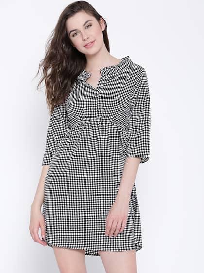217696f54f265 Sera Black Dresses - Buy Sera Black Dresses online in India