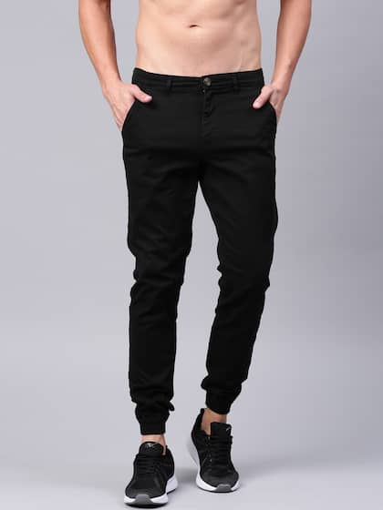 59a789d5c5af Joggers - Buy Joggers Pants For Men and Women Online - Myntra