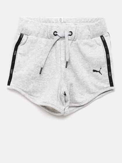 e756d37a2eb9 Girls Puma Shorts - Buy Girls Puma Shorts online in India