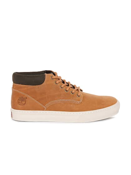Mens Timberland City Adventure Off-White Suede Shoes