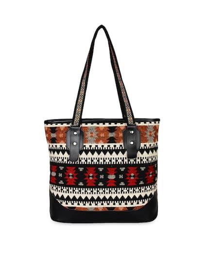 Design Handbags Tote Bags - Buy Design Handbags Tote Bags online in ... 41c988d8b1