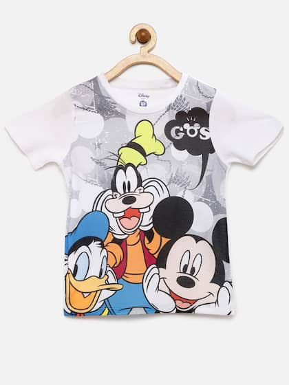 53791ab241a9 Disney T-shirts - Buy Disney T-shirt Online in India