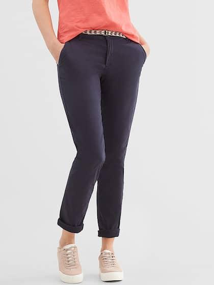 37a45346a508d Esprit Women Trousers - Buy Esprit Women Trousers online in India