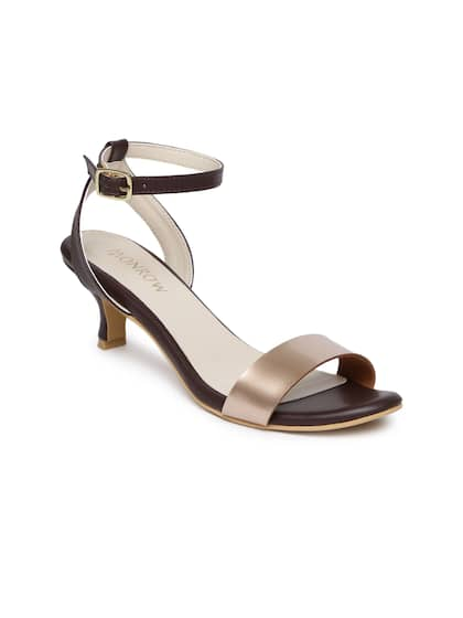 431c9c553b22d Heels Online - Buy High Heels, Pencil Heels Sandals Online | Myntra