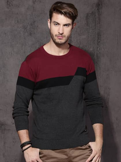 Sweaters Buy Sweater For Men Women Online Myntra