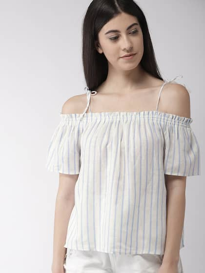 54f0f88d Forever 21 Striped Tops - Buy Forever 21 Striped Tops online in India