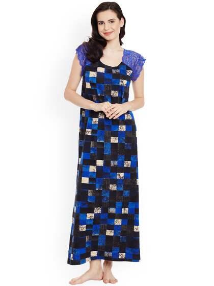 ba1c086c08 Cotton Nightdresses - Buy Cotton Nightdresses Online in India | Myntra
