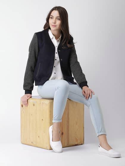 c1b8001fa Women Harvard Jackets - Buy Women Harvard Jackets online in India