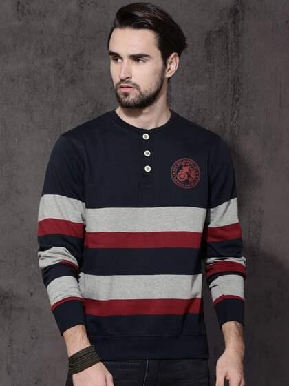 644bcf10106 Sweatshirts   Hoodies - Buy Sweatshirts   Hoodies for Men   Women ...
