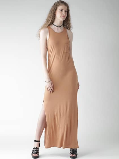 583ea379a85 Forever 21 Maxi Dresses - Buy Forever 21 Maxi Dresses online in India