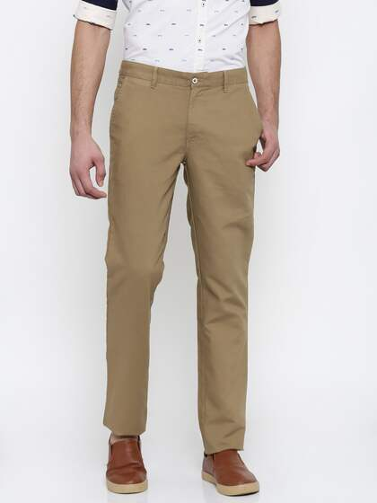 425d36b903 Park Avenue Avenue Chinos Trousers - Buy Park Avenue Avenue Chinos ...