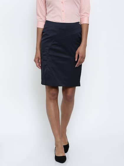 ea3e6fe1a Formal Skirts - Buy Formal Skirts online in India