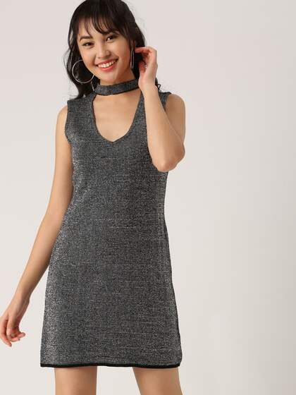 cc11c61ea Dresses - Buy Western Dresses for Women & Girls   Myntra