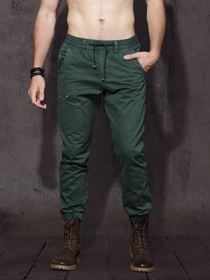 3298fa5dd59b0d Joggers - Buy Joggers Pants For Men and Women Online - Myntra