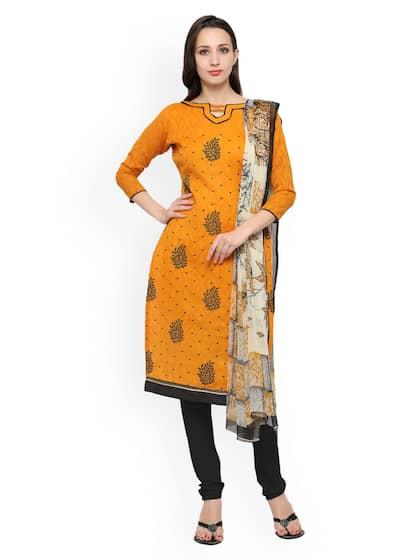 8281b3f79c Dhanush Cotton Dress Material - Buy Dhanush Cotton Dress Material ...