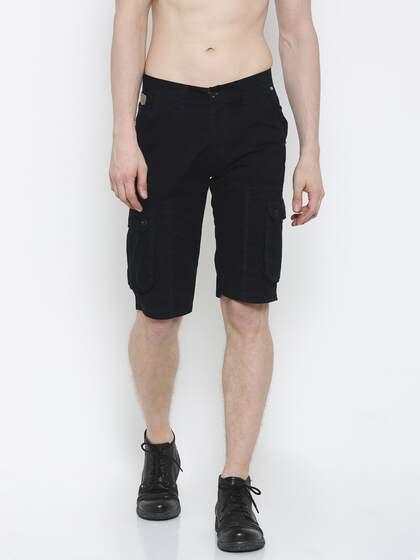 03c2118c7a Cargo Shorts - Buy Cargo Shorts for Men & Women online in India - Myntra