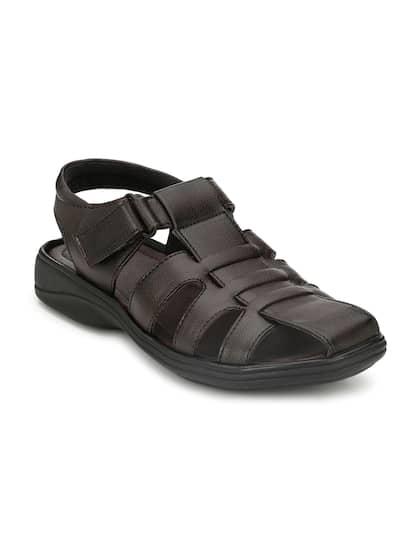 134360bc7ddfb Brown Sandals - Buy Brown Sandal Online in India