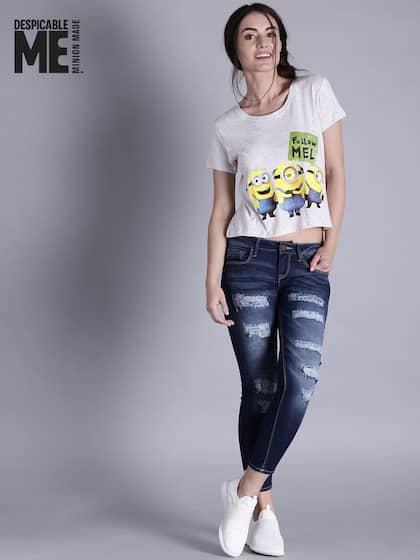 Minions Tshirts Buy Minions Tshirts Online In India