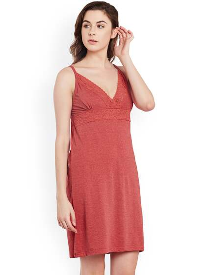 727807ef30bb Night Dresses - Buy Night Dress & Nighty for Women & Girls Online