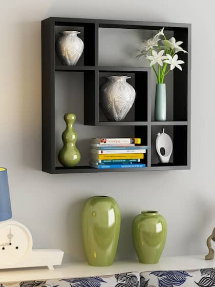 Wall Shelves - Buy Wall Shelf Online at Best Prices | Myntra