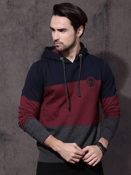 Sweatshirts For Men , Buy Mens Sweatshirts Online India