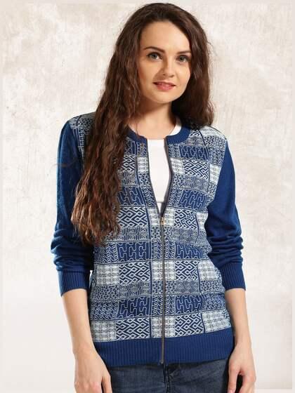 fdb1dd55ff Women s Cardigans - Buy Women Cardigans Online in India