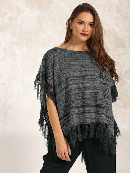 d0f1eed633 Poncho - Exclusive Poncho Online Store in India at Myntra