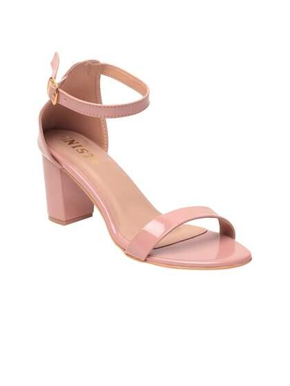 54acdcab2cc Pink Heels - Buy Pink Heels Online in India