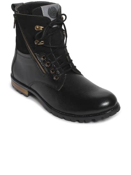 7c37267679acc7 bacca bucci. Men Flat Boots