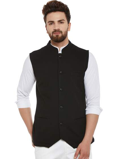 8a0249c69 Nehru Jackets - Buy Nehru Jackets Online in India