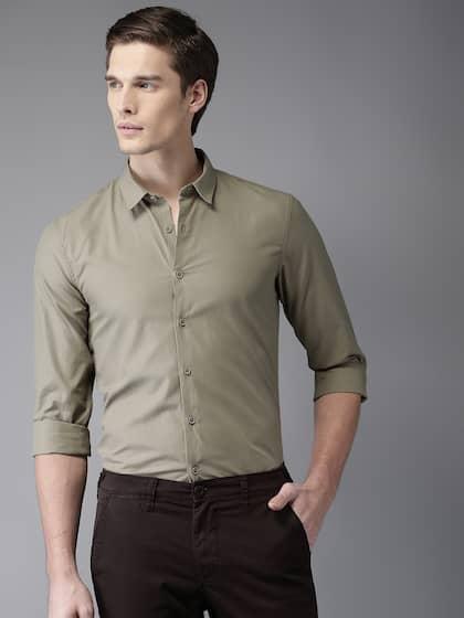b63758d32a Formal Shirts for Men - Buy Men s Formal Shirts Online