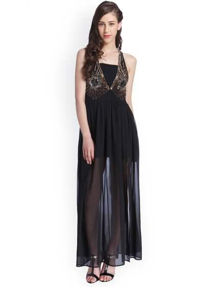 d5388a34ec Women Halter Neck Dresses - Buy Women Halter Neck Dresses online in ...
